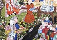 1380年帖木兒帝國先後奪取了伊朗和阿富汗