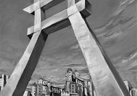 海湖印象,圖話:西寧畫院魅力西寧系列之八