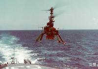 對抗蘇聯潛艇的急先鋒,美國首型無人反潛直升機DASH的成與敗