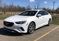 3.6L V6峰值扭矩382牛米+9AT,別克君威GS是通用近年最酷的車
