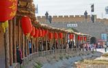 端午節:內蒙古包頭古城好玩嗎?12幅大圖帶你看看裡面都有啥