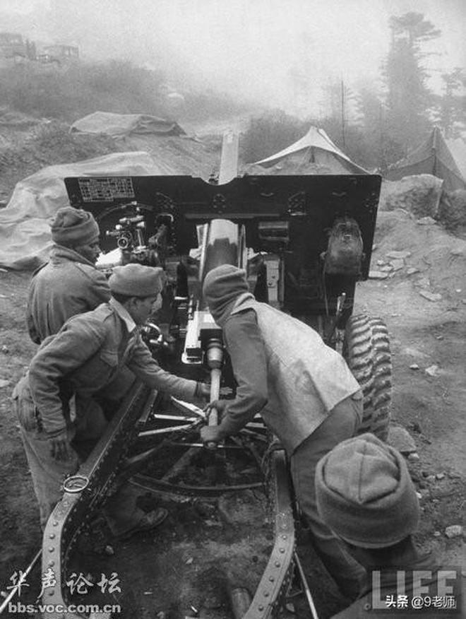 印檔案局公開印度方面拍攝的1962年中印邊境戰爭高清圖片