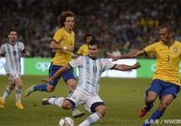 巴西空門不進球!2秒鐘連射左右門柱,梅西遭黑肘暗算