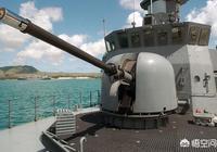 意大利的奧托艦炮性能如何?