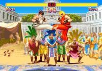 經典街機遊戲《街頭霸王2》,你覺得誰的旋風腿才是最厲害的?