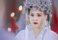 《獨孤皇后》中總瞪眼嘟嘴的她,被網友吐槽40歲不再適合演少女了