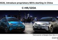 設計全面革新 豐田發佈六款新電動概念車
