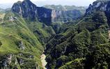 """重慶雲陽龍缸國家地質公園,被稱為長江三峽最後的""""香格里拉""""!"""