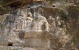 邯鄲小響堂石窟,首位主持是北齊將軍遺孀