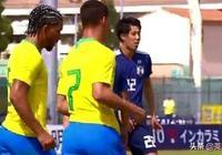 土倫杯決賽:巴西隊點球大戰6:5擊敗日本,第9次捧起冠軍獎盃