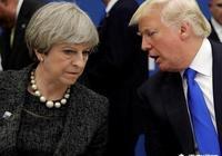 特朗普讓英國硬脫歐,對美國有什麼好處?