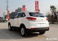 北京現代ix25suV1.6自動中配,裸車多少錢?真實油耗多少?