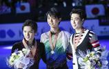 花樣滑冰——世錦賽:日本選手羽生結弦男單奪冠