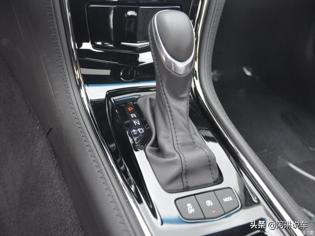 性價比B級車——凱迪拉克ATS-L