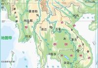 中南半島的泛亞鐵路,連接了哪些國家?