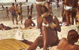 1970年的里約熱內盧,沙灘女郎的比基尼比現在的還要火辣