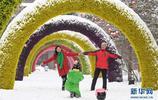 塞外青城迎瑞雪