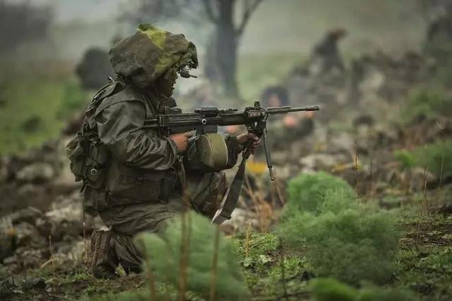 軍事貼圖 從裝備到氣質都帥氣逼人的毛子特種部隊