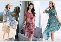 女人過了45歲後,應該多穿這3種連衣裙,高貴優雅顯氣質