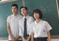 《最好的我們》跟陳凱歌兒子談戀愛,穿短袖格子裙,美得像16歲