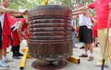 一個陀螺重3600斤 湖北64歲老漢花10萬元製作 網友看後說了4個字