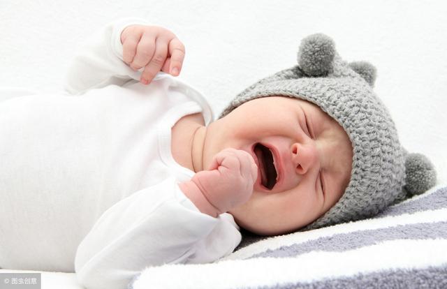寶寶哭的停不下來,爸媽們快來看看是不是這些原因及安撫大法
