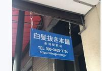 日本最近很火的一家店,專門幫別人拔掉白頭髮!
