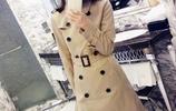 夏去秋來,時髦女人已經給自己備好了今年最流行的風衣,超級洋氣