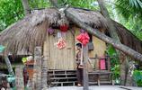 這裡是海南省著名的海南苗家原生態景區,保留了許多海南傳統文化