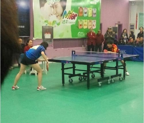 乒乓球水平等級標準