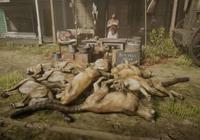 玩家發現《荒野大鏢客OL》刷錢BUG 美洲獅屍體堆積如山