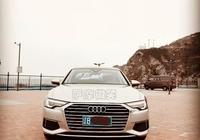 全新一代奧迪A6L提車了 科技感內飾你能打幾分