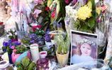 4歲女童因車禍不幸去世,父母為其舉行特殊葬禮