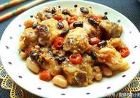巧用微波爐,做出美味的蒜茸豆豉蒸排骨