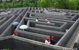 河南有座古城遺址,遺址內藏有一個八卦陣迷宮,遊客:太難走了