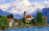 實拍:中歐這座不為人知的小鎮 春夏是童話世界秋冬是冰雪王國