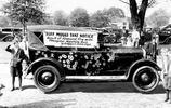 老照片:上世紀20、30年代的美國黑幫