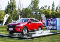 哈弗F7x極致運動版,為何哈弗贊它為地球上最超值的轎跑SUV?