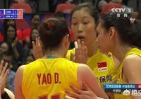女排戰日本第3局,17平時姚迪登場,用一波8-4掃了日本,您認為姚迪實力如何?