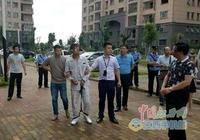 井開區蒙面搶劫案後續:嫌犯於青原區被抓獲 小區已加強管理