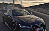 奧迪RS7,美爆了!