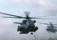 失敗的突襲行動:30架直升機被高射機槍打成篩子,200多名士兵喪命