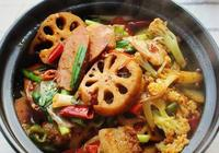 麻辣香鍋:老公,再來一份白米飯!|菜譜