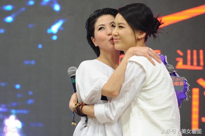 擁抱辣媽黃聖依
