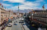 街頭隨拍:一眼西藏,聖地拉薩很普通,朝聖者的生活也平凡