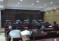 """我縣召開城區""""彩鋼棚""""違建拆除動員會"""