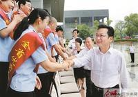 """張國華:在發揮""""三個作用""""中再立新功"""