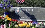 實拍張純如墓地:因《南京大屠殺》留名青史,墓成為華人瞻仰名地