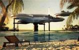 迪拜海底酒店位於阿拉伯灣,自評為十星級酒店