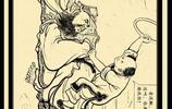 連環畫——哪吒鬧海(下集)橫版
